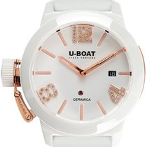 U-Boat CLASSICO CERAMIC ROSE GOLD 42MM