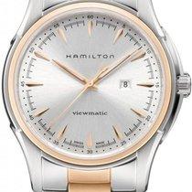 Hamilton Jazzmaster H32305191 Damen Automatikuhr Zeitloses Design