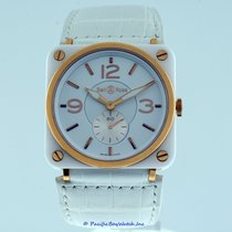 Bell & Ross BR-S98 Ceramic 18k Gold Pre-owned