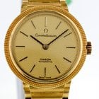 Omega Constellation 551.0062 18k Yellow Gold Ladies Watch