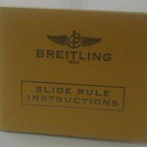 Breitling Anleitung Slide Ruler Rechenschieber