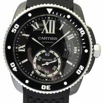 Cartier Calibre de Cartier Carbon Diver : WSCA0006