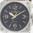 Bell & Ross Golden Heritage Steel Automatic Watch Br03-92...