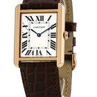 Cartier Tank Women's Watch W5200025