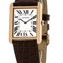 Cartier Tank Unisex Watch W5200025