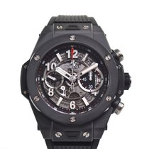 Hublot Big Bang Unico Black Magic Neu inkl Mwst Incl VAT