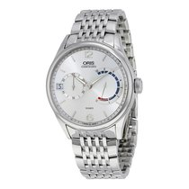 Oris Artelier Calibre 111 Silver Dial Men's Watch 111-7700...