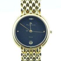 Maurice Lacroix Damen Uhr 34mm Stahl Quartz Guter Zustand...