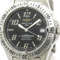 Breitling Polished Breitling Colt Ocean Steel Automatic Mens...