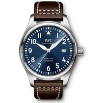 IWC Pilots Midnight Blue Dial Automatic 40mm IW327004