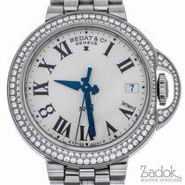Bedat & Co No. 8 1.5 ct Diamonds 36.5mm Ladies' Automatic...