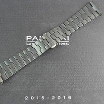 Panerai OEM Ceramic Bracelet 24mm Ceramica Tuttonero Luminor 1950