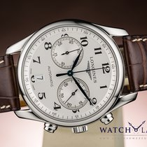 Longines CHRONOGRAPH AUTOMATIC DATE MASTER COLLECTION