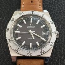 Omega Geneve Diver stainless steel