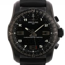 Breitling Cockpit B50 Night Mission Ewiger Kalender Black...