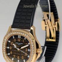 Patek Philippe Aquanaut Luce 18k Rose Gold & Diamonds NEW...