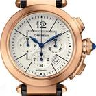 Cartier PASHA 42MM ROSE GOLD CHRONOGRAPH AUTOMATIC - SK...