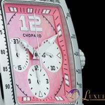 Chopard Two O Ten Chronograph Sport Pink Mother of Pearl Dial