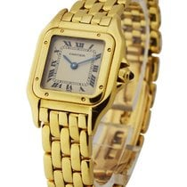 Cartier W25022B9 Panthere 22mm Size in Yellow Gold - No Date -...