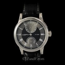 L.Leroy Marine Automatic Deck Chronometer 18K WG Power Reserve