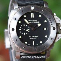 Panerai PAM 305 Luminor Submersible 3 day Auto 47 mm