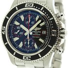 Breitling Aeromarine Superocean II Automatic Chronograph Watch...