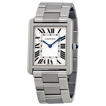 Cartier Tank Solo Large steel Watch W5200014