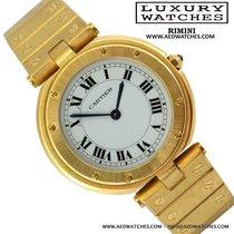Cartier Santos Vendome yellow gold Full Set 2000