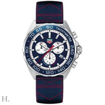 TAG Heuer Formula 1 Quarz Chronograph 43mm Red Bull Special...