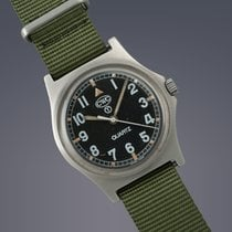 CWC Military stainless steel quartz watch