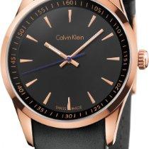 ck Calvin Klein bold K5A316C1 Herrenarmbanduhr Klassisch schlicht