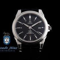 Omega De Ville Co Axial GMT