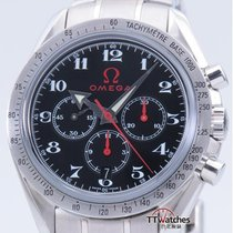 Omega Broad Arrow Olympic Collection 3556.50.00 Box Papers