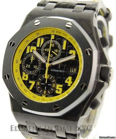Audemars Piguet Royal Oak Offshore Chrono Special Edition Bumble Bee