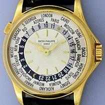 """百達翡麗 (Patek Philippe) Gent's 18K Yellow Gold  """"World..."""