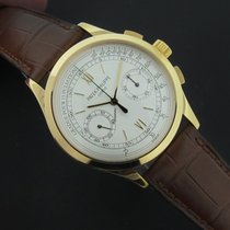 Patek Philippe Classic Chronograph 18k Yellow Gold 5170J
