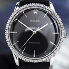 Rolex OYSTER PRECISION DIAMOND SET DRESS WATCH