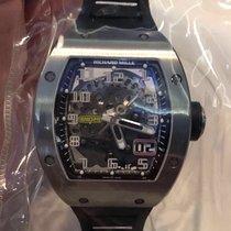 Richard Mille [NEW] RM 029 Titanium Big Date (Retail:US$85,000)
