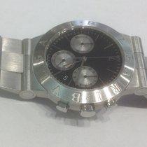 Bulgari Chronograph CH35 S stainless steel