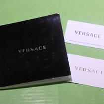 Versace vintage warranty card and booklet newoldstock