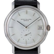 Patek Philippe Vintage Calatrava 3445 Automatic in White Gold...