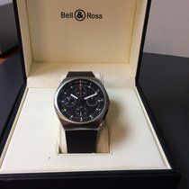 Bell & Ross SPACE 3 GMT 24 H