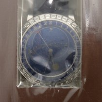 Patek Philippe New  Grand Complications 18k White Gold Blue...