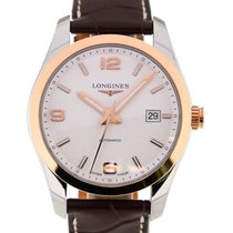 Longines Conquest Classic 40 Automatic Date