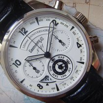 Eberhard & Co. 120th ANNIVERSARY PLATINUM Triple Calendar...