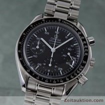 Omega Speedmaster Reduced Chronograph Automatik Herrenuhr