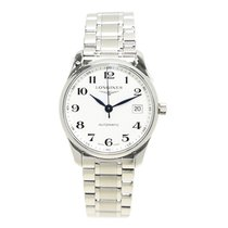 Longines Master Stainless Steel Silver Automatic L2.518.4.78.6