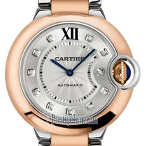 Cartier Ballon Bleu 36mm w3bb0007