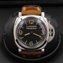 Panerai - Pam 372 - P Series - 47mm - Luminor - Plexi - Full...