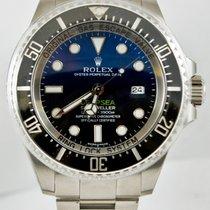 Rolex James Cameron Black Blue Deep Sea 116660